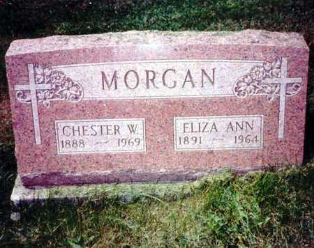MORGAN, CHESTER W. - Iowa County, Iowa | CHESTER W. MORGAN