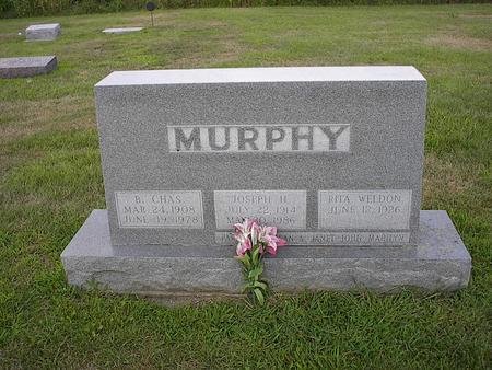 MURPHY, JOSEPH H. - Iowa County, Iowa | JOSEPH H. MURPHY