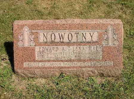 NOWOTNY, LENA MAE - Iowa County, Iowa | LENA MAE NOWOTNY