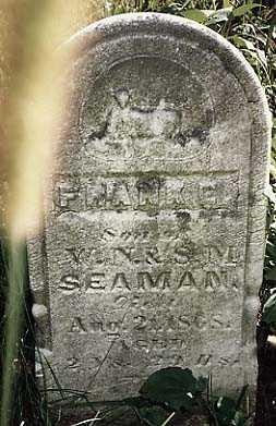 SEAMAN, FRANK C. - Iowa County, Iowa | FRANK C. SEAMAN