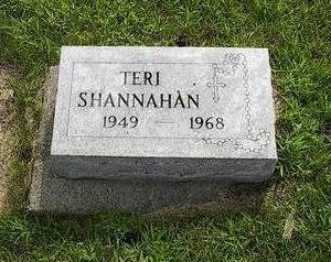SHANNAHAN, TERI - Iowa County, Iowa | TERI SHANNAHAN