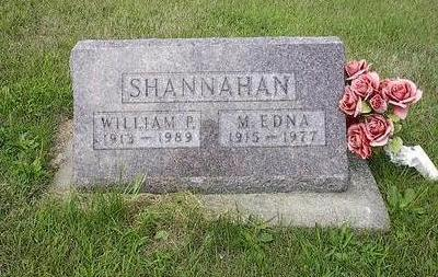 SHANNAHAN, WILLIAM P. - Iowa County, Iowa | WILLIAM P. SHANNAHAN