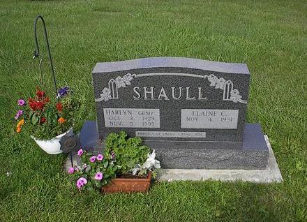 SHAULL, ELAINE C. - Iowa County, Iowa | ELAINE C. SHAULL