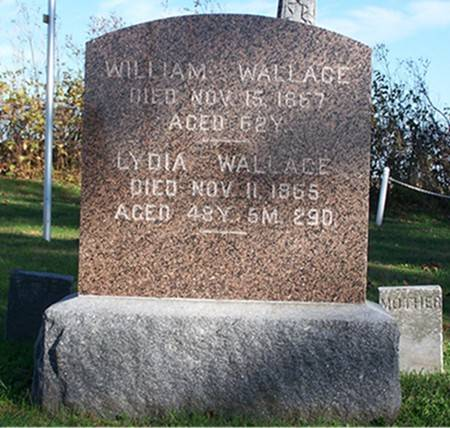 WALLACE, WILLIAM - Iowa County, Iowa | WILLIAM WALLACE