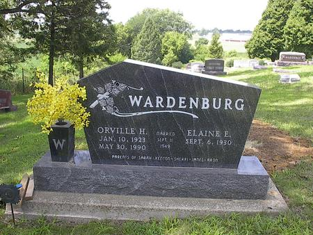 WARDENBURG, ELAINE E - Iowa County, Iowa | ELAINE E WARDENBURG