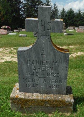 AHERN, MARY - Jackson County, Iowa | MARY AHERN