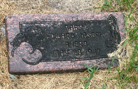 AHERN, EDWARD JOSEPH - Jackson County, Iowa | EDWARD JOSEPH AHERN