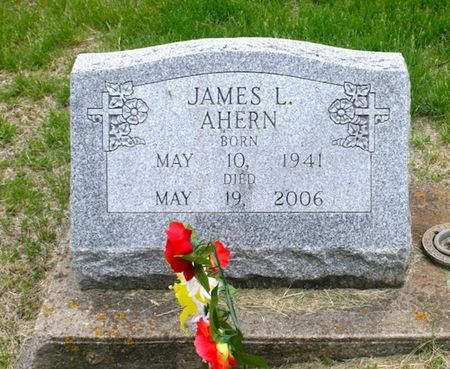 AHERN, JAMES L. - Jackson County, Iowa | JAMES L. AHERN