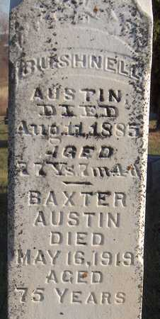 AUSTIN, BAXTER - Jackson County, Iowa | BAXTER AUSTIN