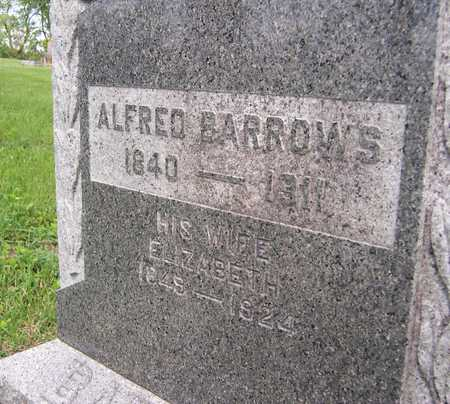 BARROWS, ALFRED - Jackson County, Iowa | ALFRED BARROWS