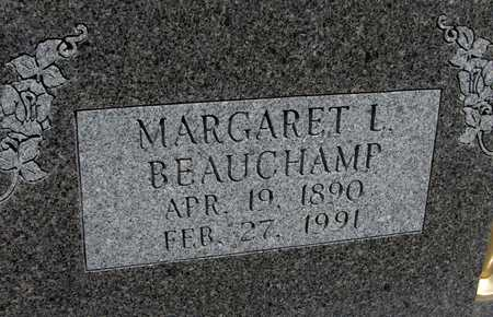 BEAUCHAMP, MARGARET L. - Jackson County, Iowa | MARGARET L. BEAUCHAMP