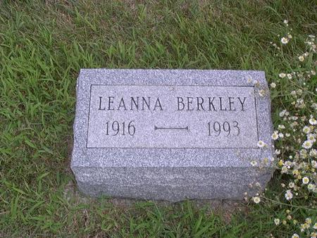 BERKLEY, LEANNA - Jackson County, Iowa | LEANNA BERKLEY