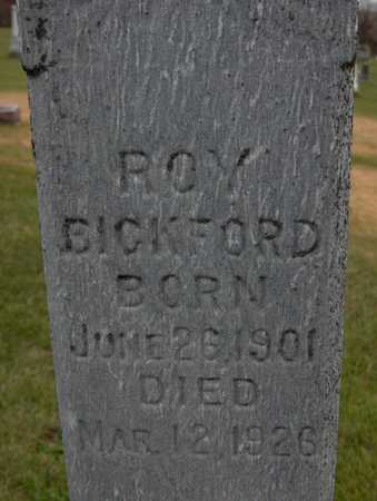 BICKFORD, ROY - Jackson County, Iowa | ROY BICKFORD