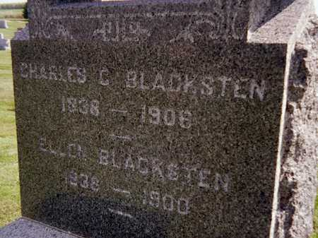 BLACKSTEN, ELLEN - Jackson County, Iowa | ELLEN BLACKSTEN