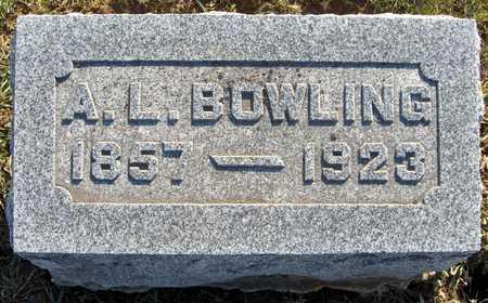 BOWLING, A.L. - Jackson County, Iowa | A.L. BOWLING