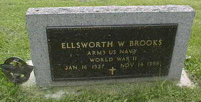 BROOKS, ELLSWORTH W. - Jackson County, Iowa | ELLSWORTH W. BROOKS
