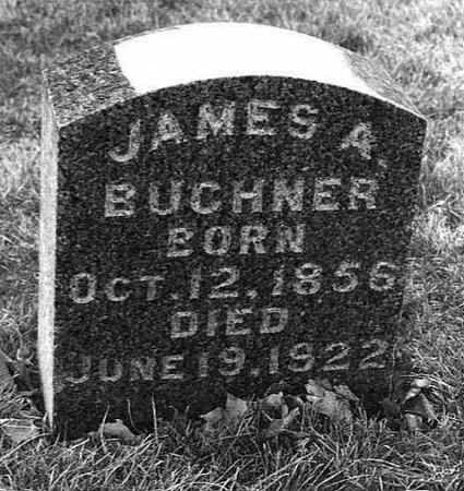 BUCHNER, JAMES ALIAS - Jackson County, Iowa | JAMES ALIAS BUCHNER
