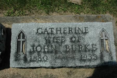 JOHN, BURKE - Jackson County, Iowa   BURKE JOHN