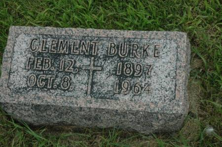 BURKE, CLEMENT - Jackson County, Iowa | CLEMENT BURKE