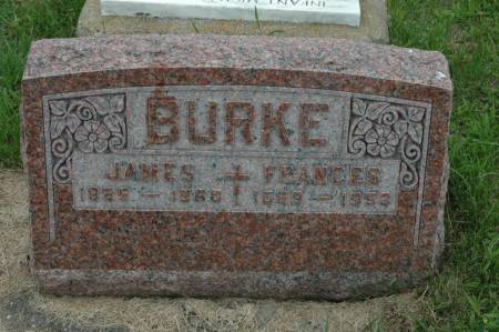 BURKE, JAMES - Jackson County, Iowa | JAMES BURKE