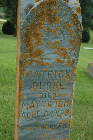 BURKE, PATRICK - Jackson County, Iowa | PATRICK BURKE