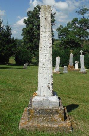 BURKE, SAMUEL - Jackson County, Iowa | SAMUEL BURKE