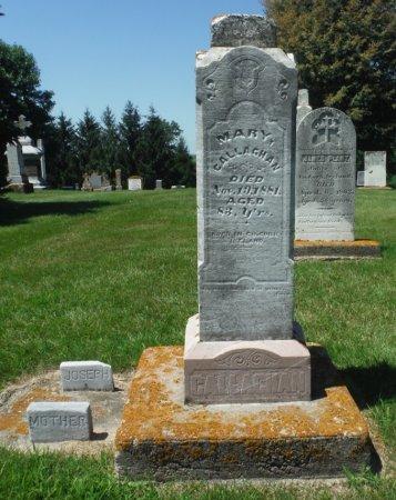 CALLAGHAN, MARY - Jackson County, Iowa | MARY CALLAGHAN