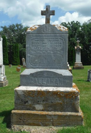CALLAHAN, MAURICE - Jackson County, Iowa | MAURICE CALLAHAN