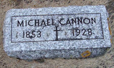 CANNON, MICHAEL - Jackson County, Iowa | MICHAEL CANNON
