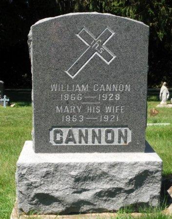CANNON, MARY - Jackson County, Iowa | MARY CANNON