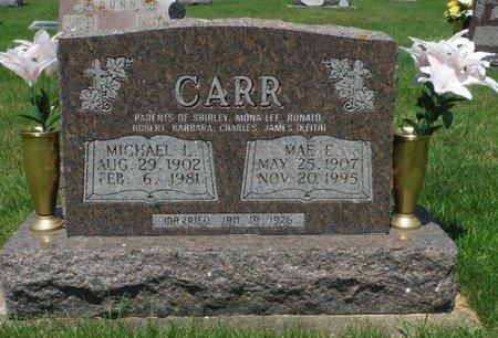 CARR, MICHAEL L. - Jackson County, Iowa | MICHAEL L. CARR