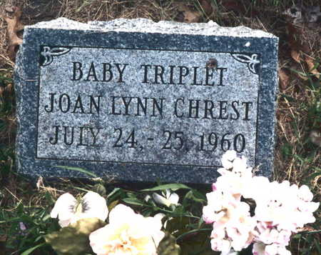 CHREST, JOAN LYNN - Jackson County, Iowa | JOAN LYNN CHREST