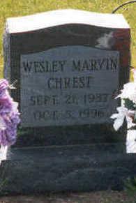 CHREST, WESLEY MARVIN - Jackson County, Iowa | WESLEY MARVIN CHREST