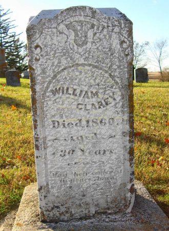 CLAREY, WILLIAM - Jackson County, Iowa   WILLIAM CLAREY