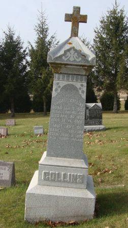 COLLINS, MARY - Jackson County, Iowa | MARY COLLINS