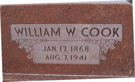 COOK, WILLIAM W. - Jackson County, Iowa | WILLIAM W. COOK