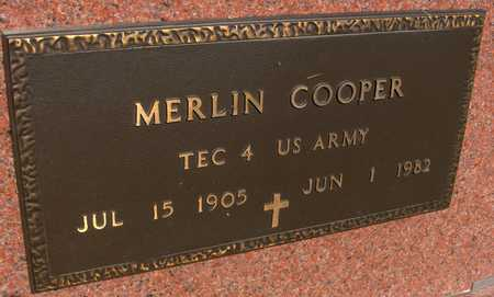 COOPER, MERLIN - Jackson County, Iowa | MERLIN COOPER
