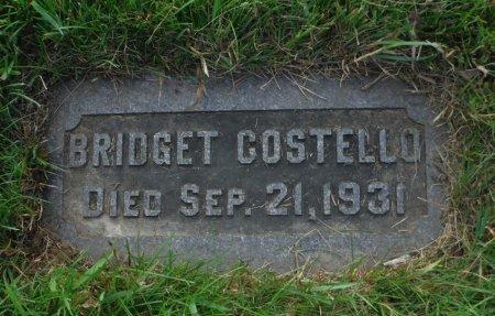COSTELLO, BRIDGET - Jackson County, Iowa | BRIDGET COSTELLO