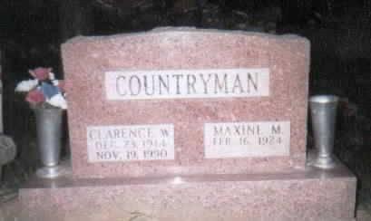 COUNTRYMAN, CLARENCE - Jackson County, Iowa | CLARENCE COUNTRYMAN