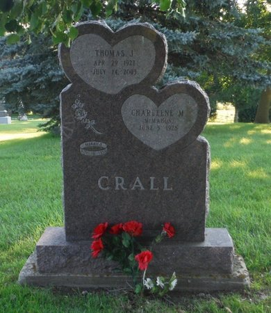 CRALL JR., THOMAS J. - Jackson County, Iowa | THOMAS J. CRALL JR.