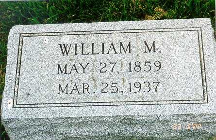 CRAWFORD, WILLIAM MARTIN - Jackson County, Iowa   WILLIAM MARTIN CRAWFORD