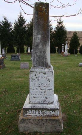 CROTTEY, WM. - Jackson County, Iowa   WM. CROTTEY