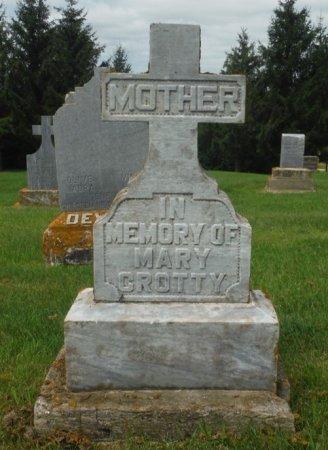 CROTTY, MARY - Jackson County, Iowa   MARY CROTTY