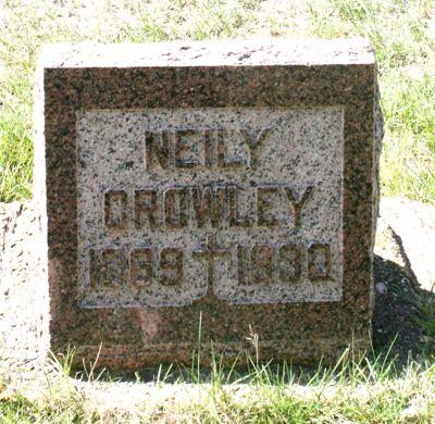 CROWLEY, CORNELIUS