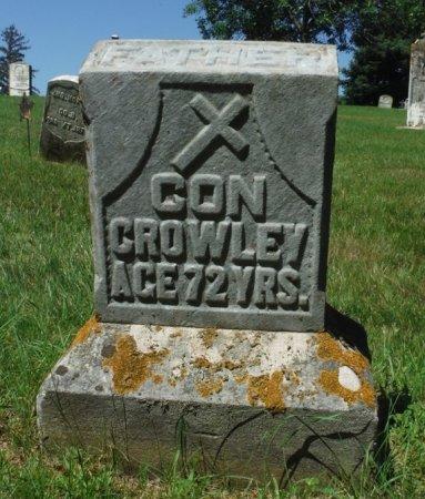 CROWLEY, CON - Jackson County, Iowa | CON CROWLEY