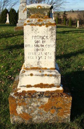 CUROE, PATRICK - Jackson County, Iowa | PATRICK CUROE
