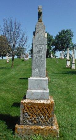 CURRAN, JOHANNA - Jackson County, Iowa | JOHANNA CURRAN