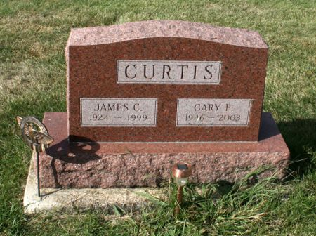 CURTIS, JAMES C. - Jackson County, Iowa   JAMES C. CURTIS