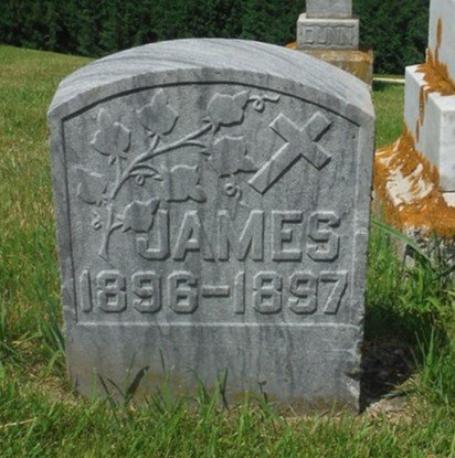 CURTIS, JAMES - Jackson County, Iowa | JAMES CURTIS