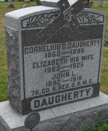 DAUGHERTY, JOHN L. - Jackson County, Iowa | JOHN L. DAUGHERTY